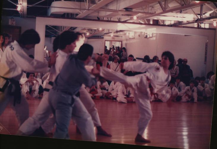 1st degree test, 1985