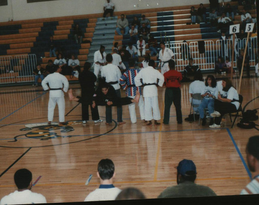 Open tournament, late 90's
