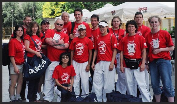 World Team, 2003, Greece