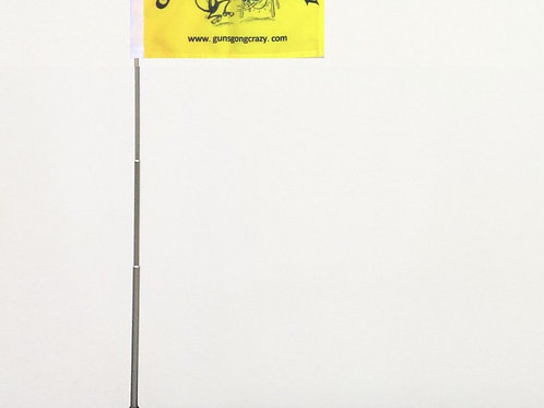 Wind Antenna and Flag Kit