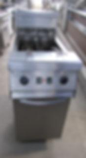 Fritadeira industrial elétrica