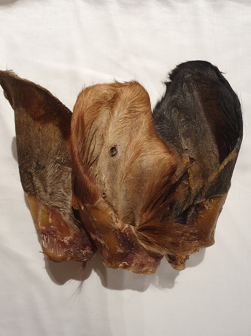 Cow Ear (with fur)