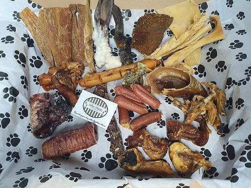 Mixed grill banquet
