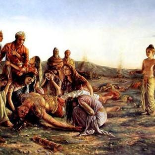 When will the Mahabharata legend Ashwathama get Moksha?