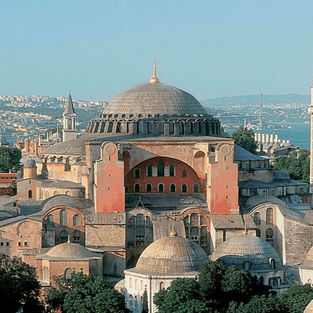 A brief history of Hagia Sophia