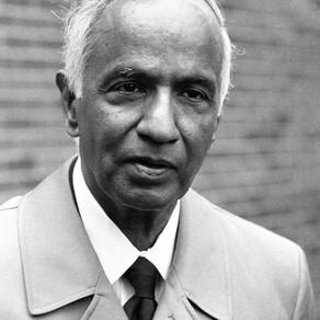 Dr. Subrahmanyan Chandrasekhar