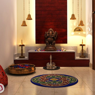 Why do we need a small temple in our home if God is everywhere?