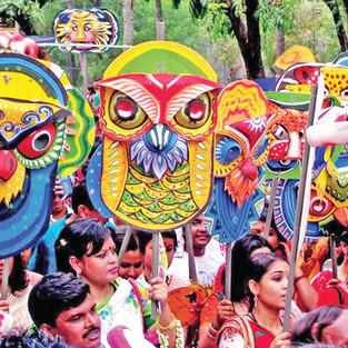 বাংলার দর্শনকে যারা ভুলিয়ে দিতে চায়, তারা তো বাংলা বা বাঙালির বন্ধু নয়