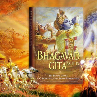 Why can't Krishna's Bhagavad-Gita become human law book?