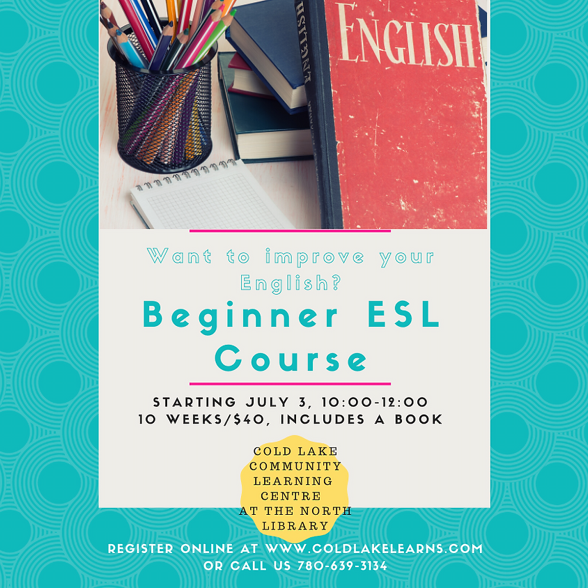 English as a Second Language Course