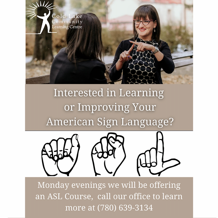 American Sign Language III
