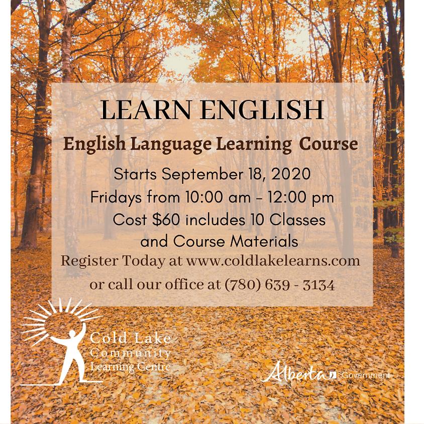 English Language Learning Course