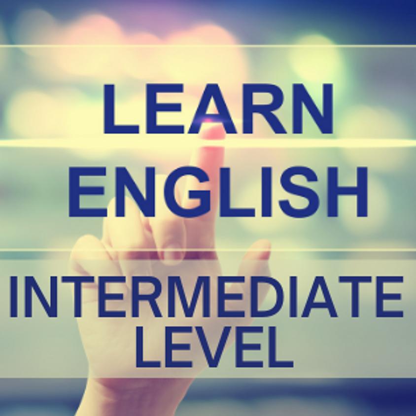 English Language Learning (Intermediate)