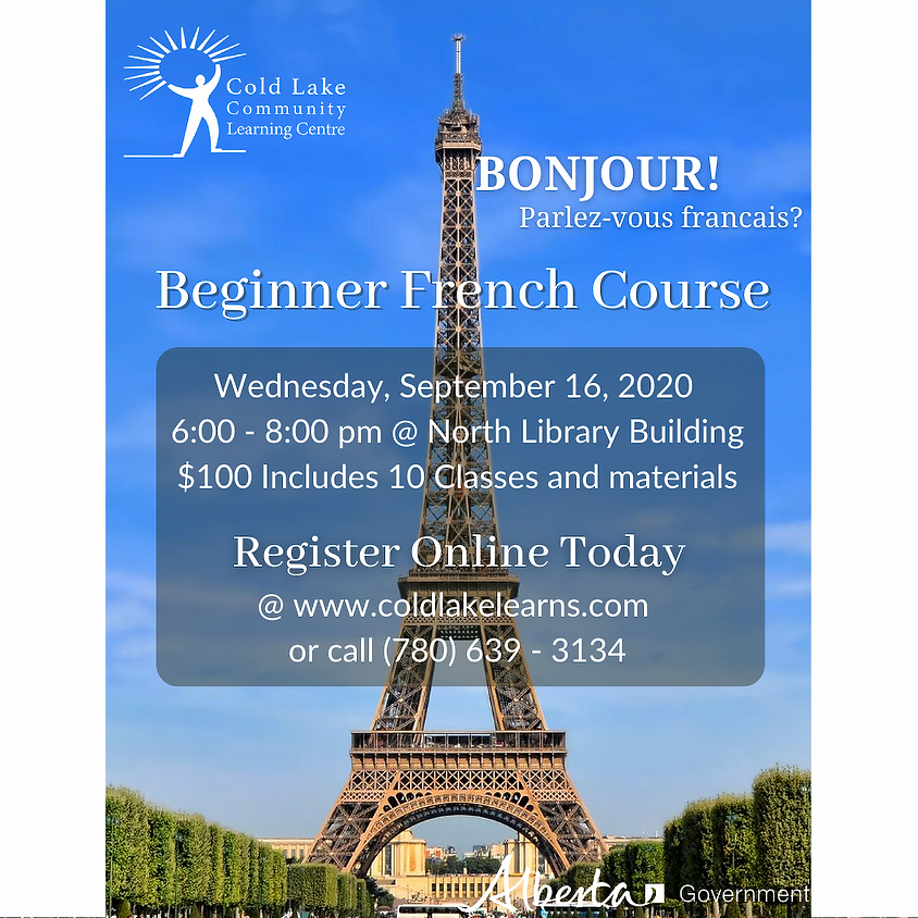 Beginner French Course