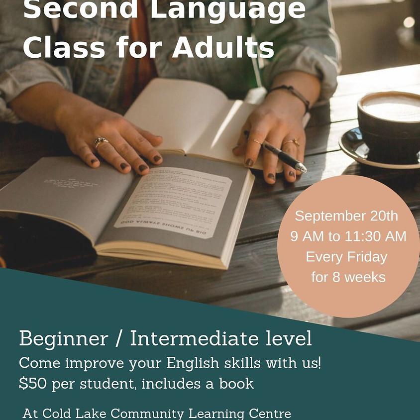 English as a Second Language Class