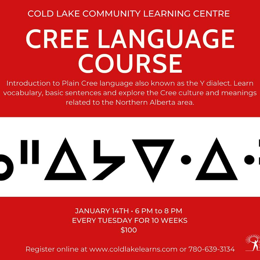 Cree Language Course