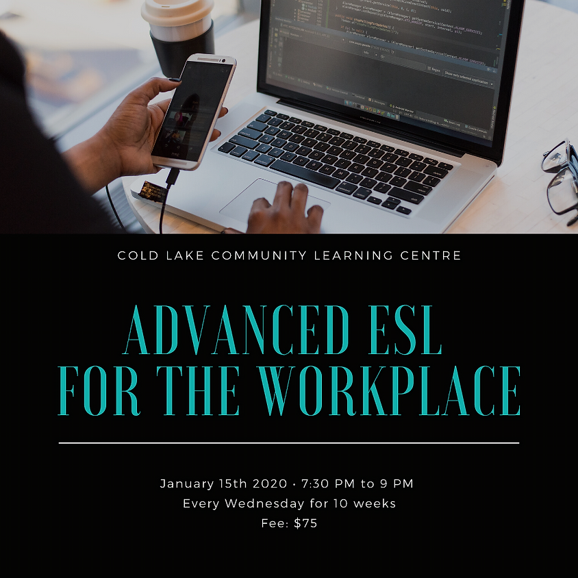 Advanced ESL for the Workplace
