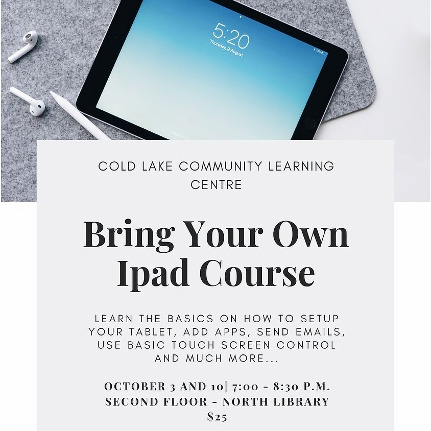 Bring Your Own Ipad Course