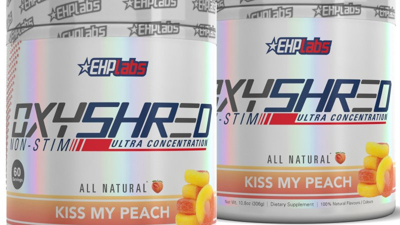 Oxyshred- non-stimulant