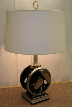 Antique Trophy Lamp