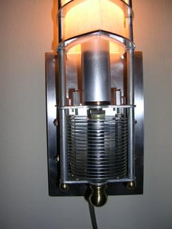 Transistor Sconce