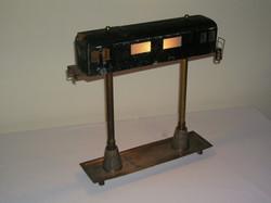 Antique Model Train Bedside Lamp