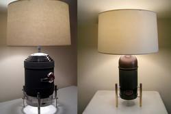 Vintage Photo Enlarger Lamps