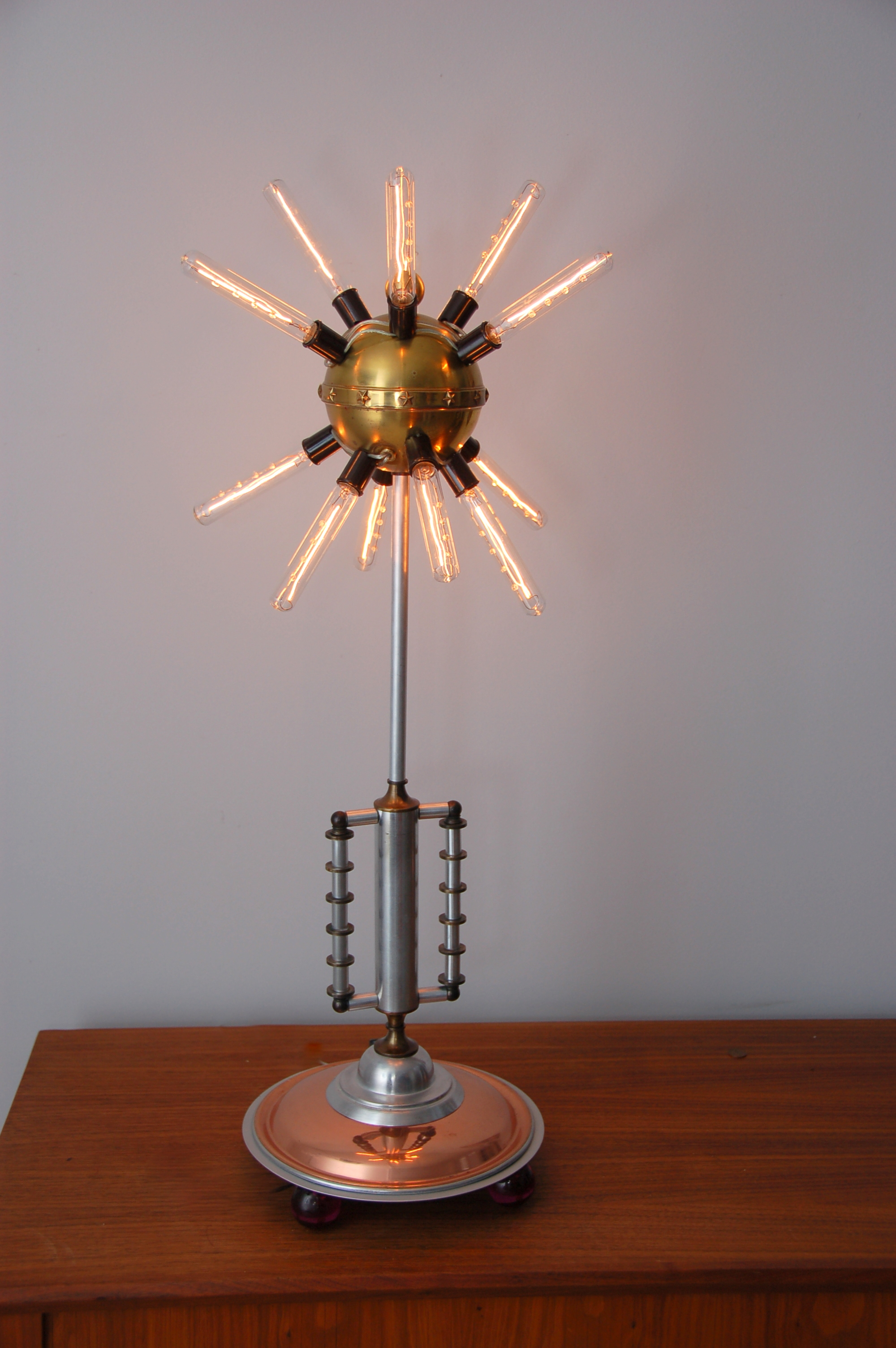 Sputnik Table Lamp