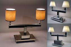 Mirrored Vanity Lamps