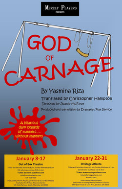 God of Carnage 2016