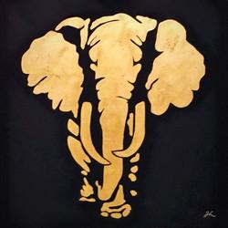 Elephant goldleaf