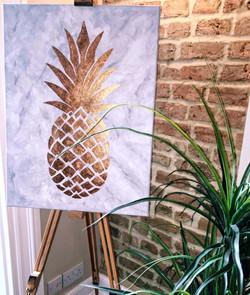 Goldleaf pineapple