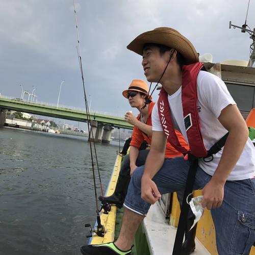 2017年 リフティ カサゴ釣り1
