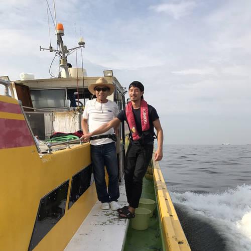 2017年 リフティ カサゴ釣り3