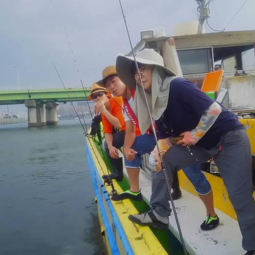 2017年 リフティ カサゴ釣り4