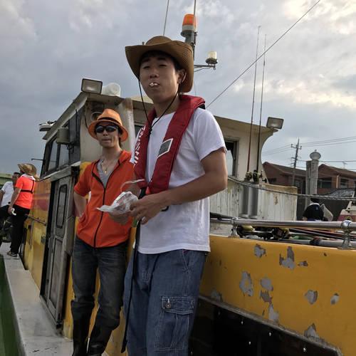 2017年 リフティ カサゴ釣り2
