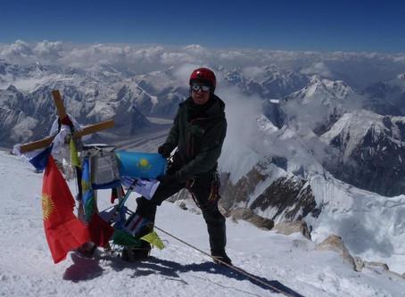 Na alpinizm nigdy nie jest za późno - wywiad z Borisem Dedeszko