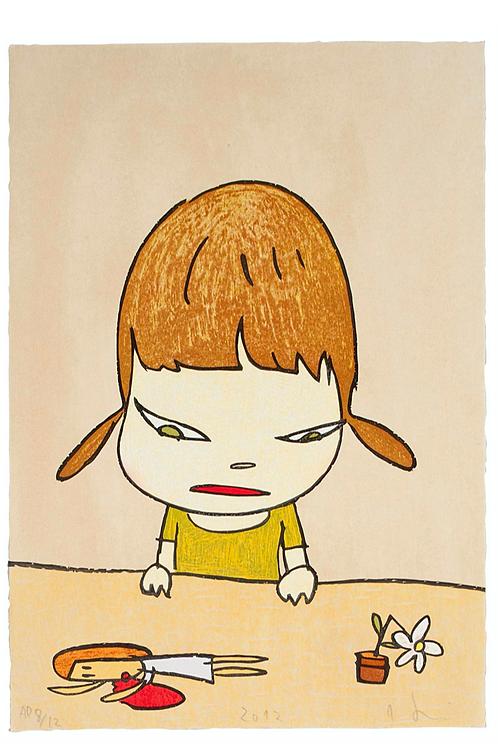 """""""Broken Treasures"""" by Yoshitomo Nara"""