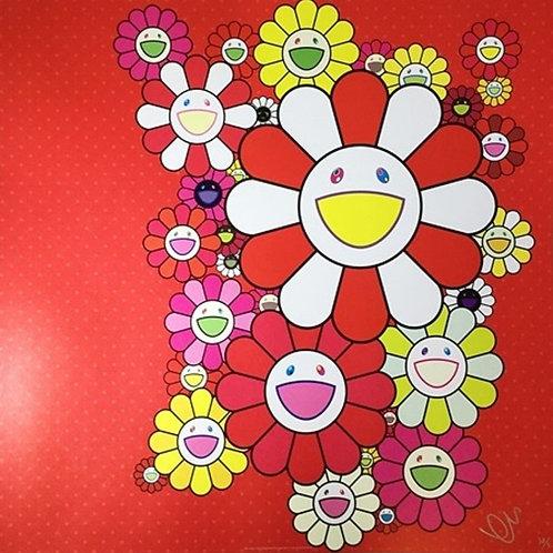 Rose Velvet by Takashi Murakami