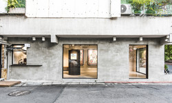 Contemporary by U gallery storefront