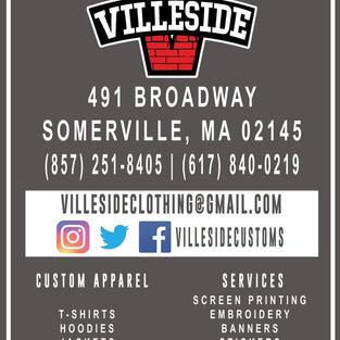 Villeside Customs