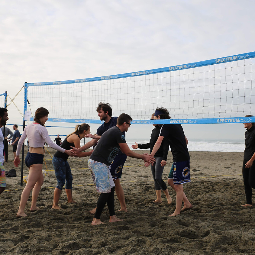 4v4 Beach Volleyball Tournament