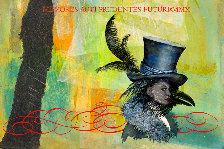 MEMORES ACTI PRUDENTES FUTURI