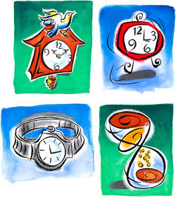 TIME PIECES SPOTS