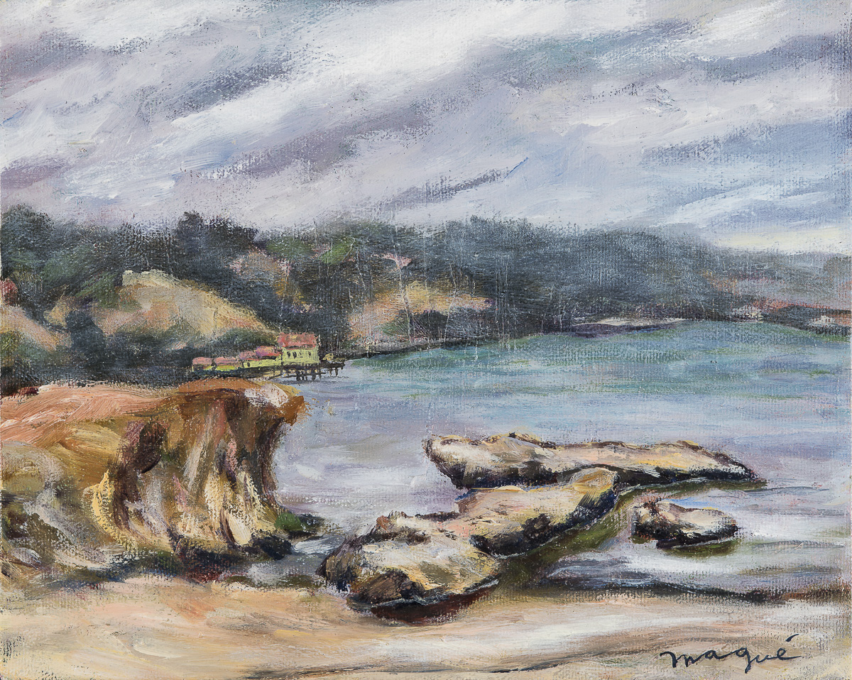 MAVERICK'S BEACH