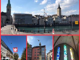 スイス・チューリッヒ2018
