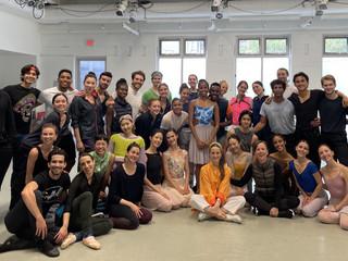 ワシントンバレエ団2021