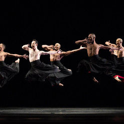 The Hunt, Choreography by Robert Battle                      Photo by Rosalie O'connor