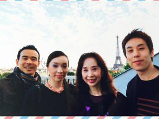 フランス・パリ Week-3