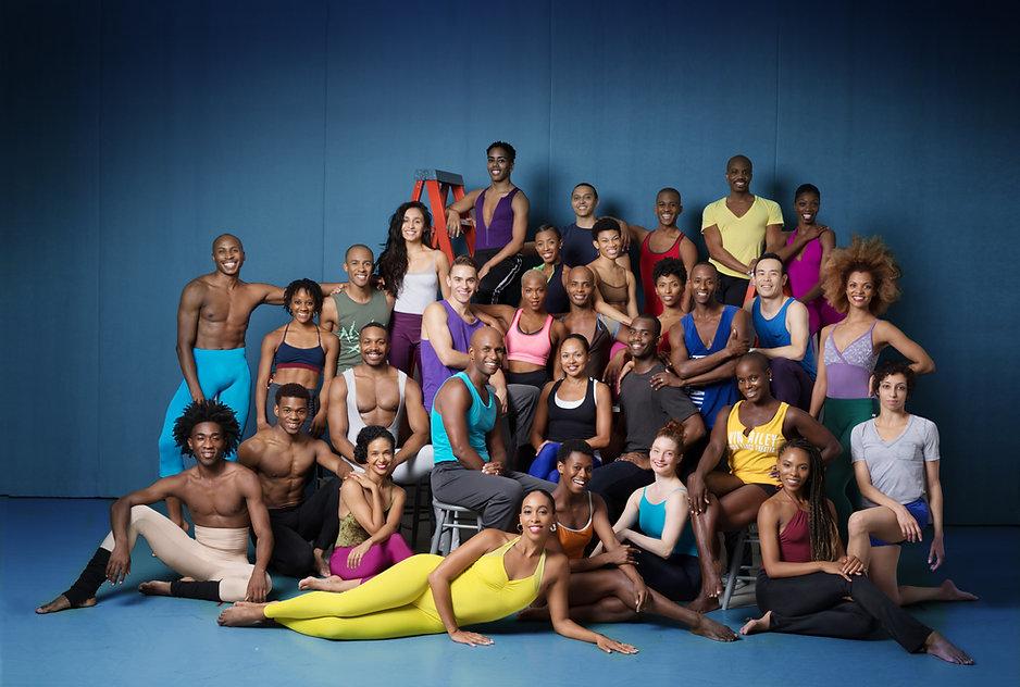 Alvin Ailey American Dance Theater Compa